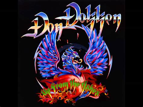 don dokken up from the ashes album review hellblazer