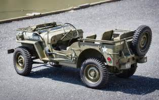 Surplus Jeeps In Crates Found In Crate 1944 Willys Mb Jeep To Cross Hemmings Daily