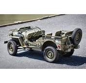 """Found In Crate"""" 1944 Willys MB Jeep To Cross  Hemmings Daily"""