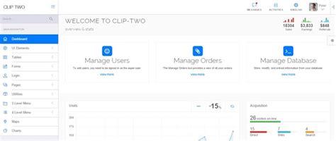 35 templates de dashboard bootstrap pour vos projets 35 templates de dashboard bootstrap pour vos projets