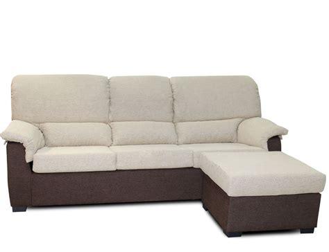 chaise longue cama barato sof 225 chaiselongue barato con puf reversible 15285