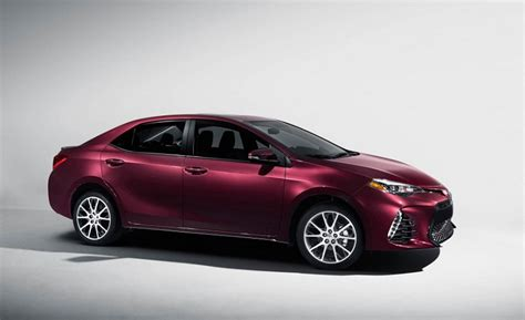 Cost Of Toyota Corolla 2017 Toyota Corolla Europe Price Car Wallpaper