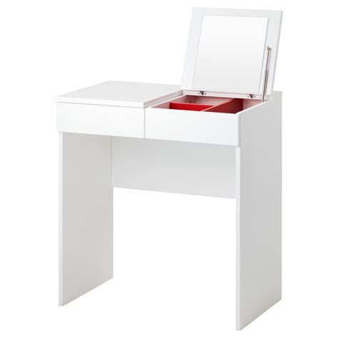 ikea bedroom dressing table brimnes dressing table white 70x42 cm ikea