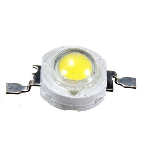 High Power Led 1w Warm White 1 1w High Power Led L Bulb Chip 90 100lm White Warm