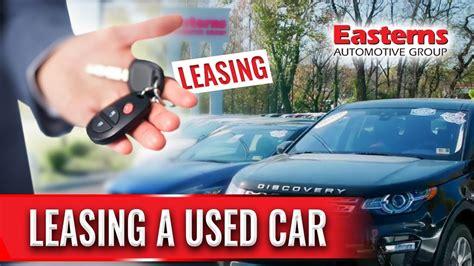 leasing   car  easterns pre owned car