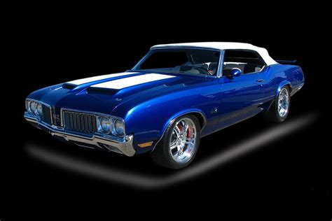 Consign It Home Interiors 1970 Oldsmobile 442 Custom Convertible 138402