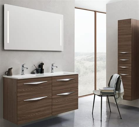 Dansani Bathroom Furniture Fresco 1200 Basin 4 Drawer Vanity Unit With Handles Mirror Cupboard With Handles