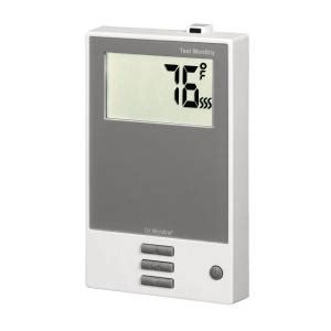 thermosoft manual digital floor heating thermostat with