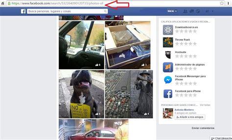 ver imagenes ocultas facebook fotos ocultas en facebook im 225 genes ocultas