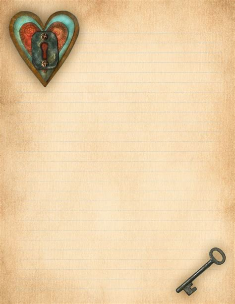 Old Love Letter Wallpaper Wallpapersafari Letter Background Template