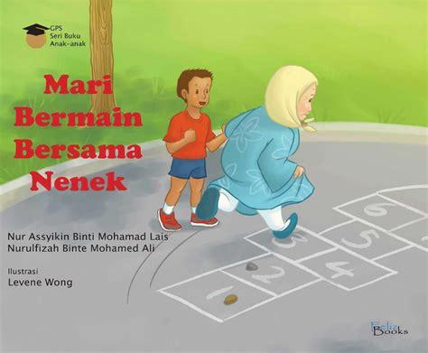 Walt Disney Donal Bebek Vol 1881 jual buku gps mari bermain bersama nenek oleh nur assyikin binti mohamad lais gramedia