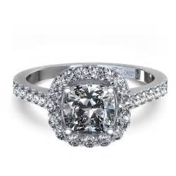 Cushion Cut Diamon Cushion Cut Diamond Cushion Cut Diamond Engagement Ring