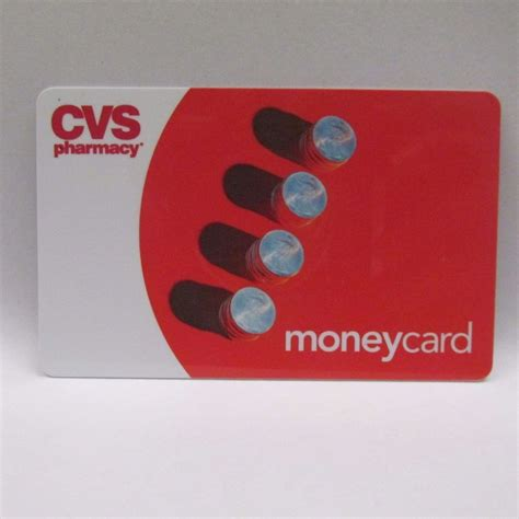 Cvs Gift Card List - cvs pharmacy money card gift card face value 70 93 ebay