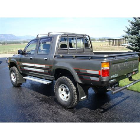 1988 Toyota Hilux Diesel For Sale 1988 Toyota Hilux Ln106 4 Door Diesel For Sale In Bc Canada
