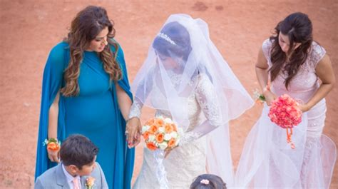 raveena tandon adopted daughters wedding exclusive raveena tandon makes s