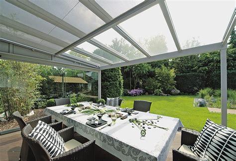 Free Standing Patio Awnings Weinor Terrazza Glass Roof Veranda From Samson Awnings