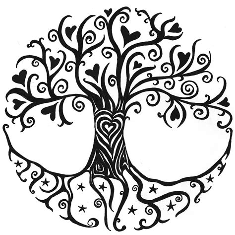 imagenes blanco y negro psicologia espacio familiar 193 rbol de la vida coopfunding