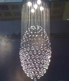 contemporary chandelier chandeliers bubbles design bookmark 7602