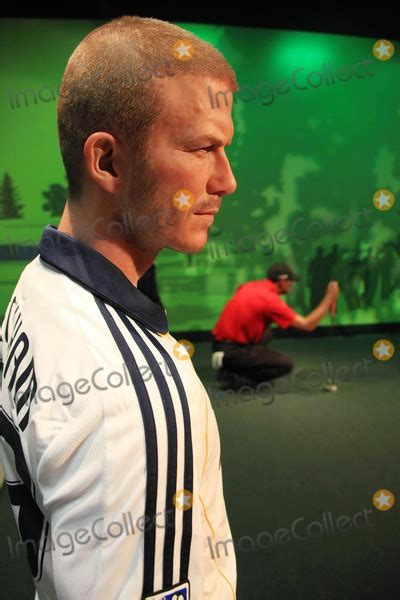 Beckham Is A Wax Figure No Kidding by Pictures From The Grand Opening Of Quot Madame Tussauds Quot Wax