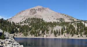 1980s Colors california s lassen peak is sinking and volcanologists don