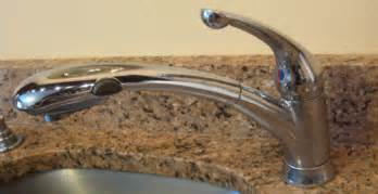 Fix Leaky Faucet Kitchen How To Repair Leaky Kitchen Faucet One Project Closer