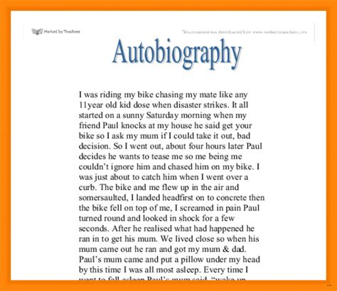 biography writing ks2 ppt autobiography sle standart print of an exle 1 638 cb