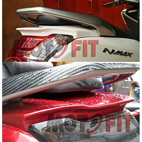 motor nmax ducktail nmax tidy nmax cover atas stopl yamaha nmax elevenia