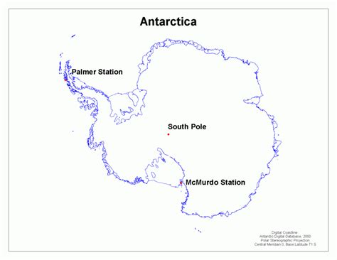 map of antarctica the usap portal science and support in antarctica useful maps and images