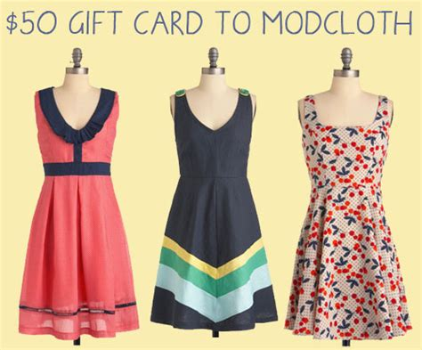 Modcloth Gift Card - modcloth gift card giveaway julie ann art