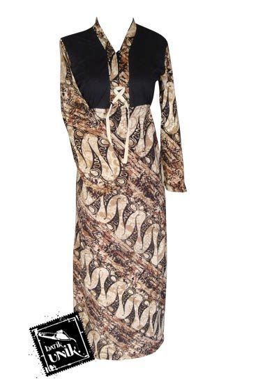 Gamis Aneka Model Dan Motif baju batik gamis kaos motif aneka parang kombinasi gamis