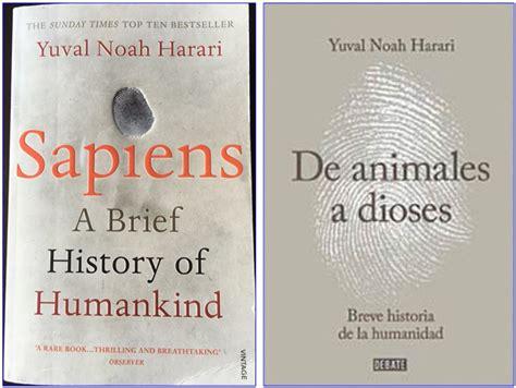 libro sapiens de animales a del homo sapiens al s 250 per humano ladia
