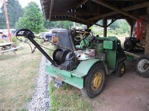doodlebug car bangshift vintage stock cars and doodlebug tractors