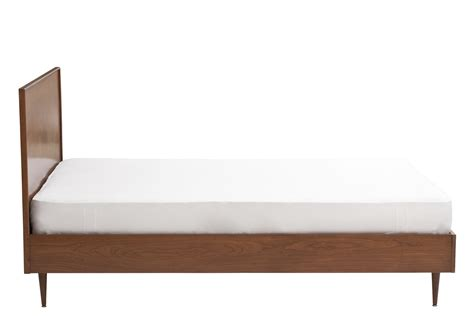 midcentury modern full bed beds bedroom  urbangreen