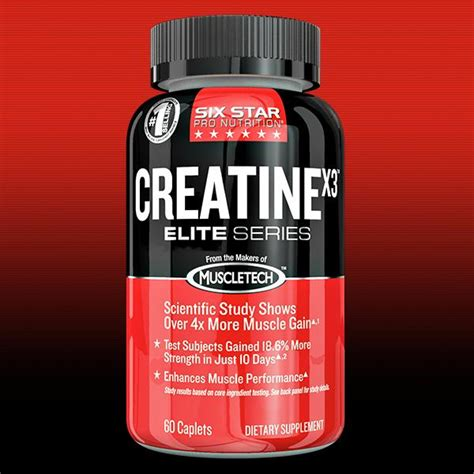 creatine x3 caplets six creatine x3 caplets 60 count