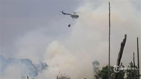 Bantas Paket 3 singapura tawarkan bantuan mengatasi kebakaran hutan