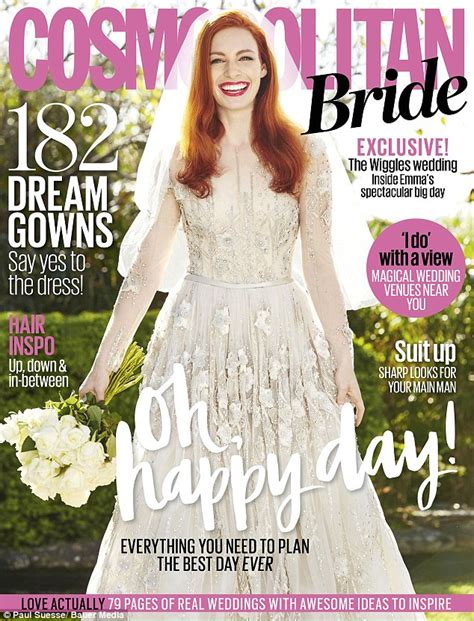 actress emma watkins the wiggles emma watkins gushes about her wedding to