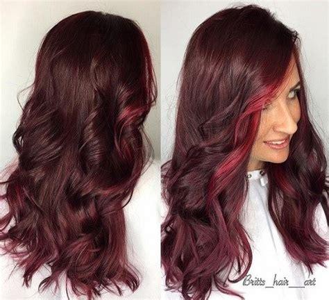 mahogany brown hair color curly hair it s all the rage mahogany hair color