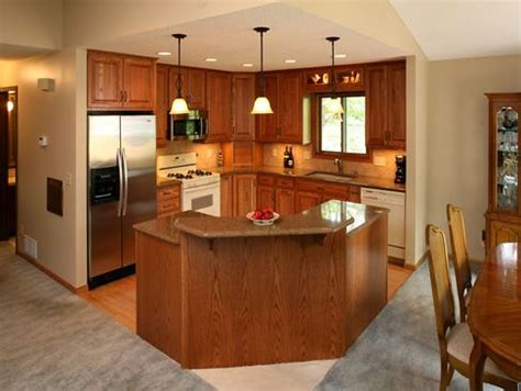 bi level kitchen ideas kitchen remodeling to suit your needs