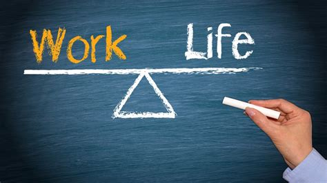 work life balance there s no such thing as perfect work life balance