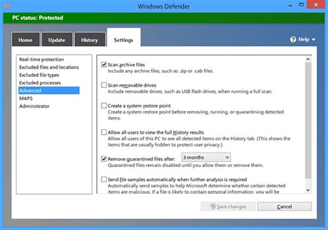 resetting windows defender windows defender 7 things you must know about microsoft s