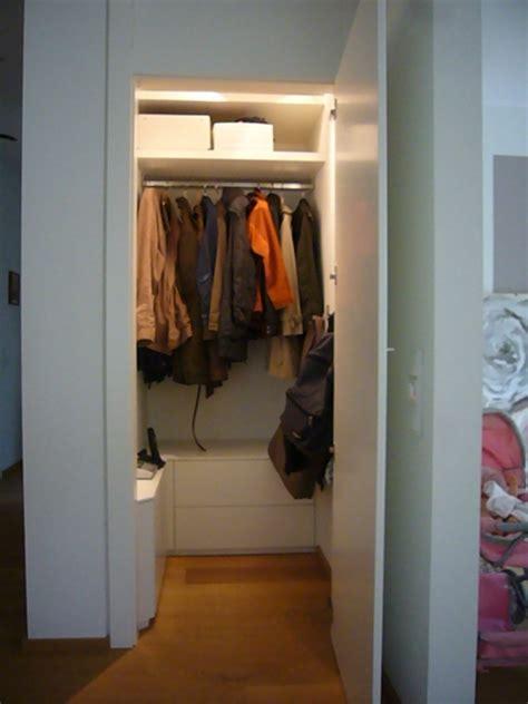 garderobe nische tischlerei innenausbau manfred thies