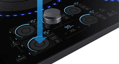 Magnetic Cooktop Using The Magnetic Knob On Your Induction Cooktop