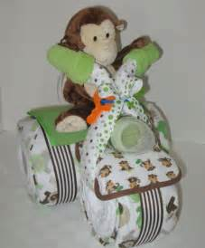 Tricycle diaper cake diaper cake tricycle trike baby shower gift