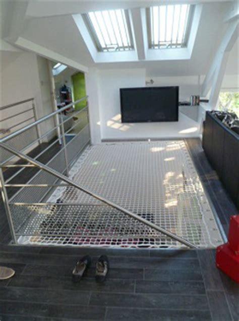 Installation Filet Mezzanine by Un Filet Sous Les Toits R 234 Ve De Combles 174