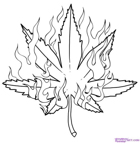 leaves to color and print coloring pages for children is