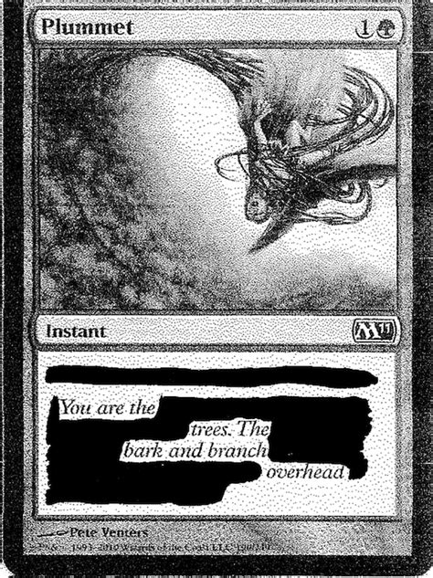 Found Poetry in Magic: The Gathering Cards | The Mary Sue
