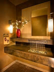 Waterfall Bathtub Faucets Decor For Powder Room Room Decorating Ideas Amp Home