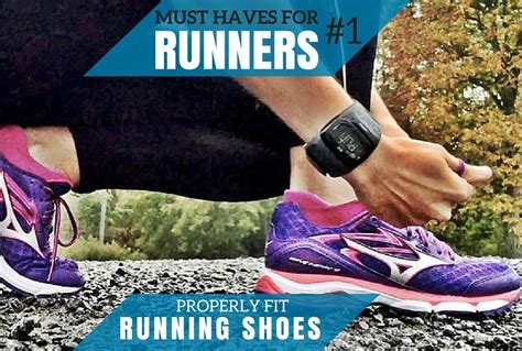 proper fit for running shoes must haves for newbie runners fitletic giveaway the