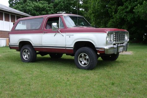 1978 dodge ramcharger overview cargurus