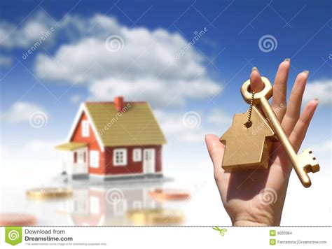 buying house from owner new house owner stock images image 9020384